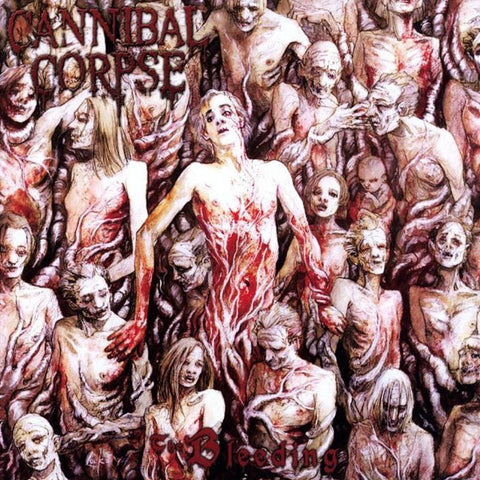 Cannibal Corpse - The Bleeding [LP]