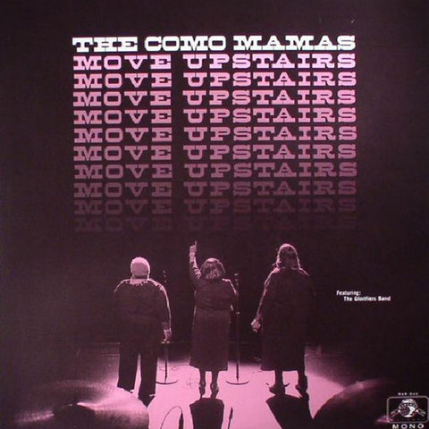 The Como Mamas - Move Upstairs [LP]