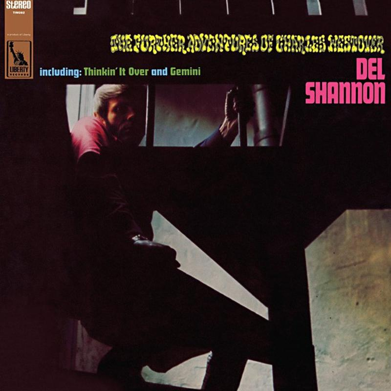 Del Shannon - The Further Adventures Of Charles Westover [LP]