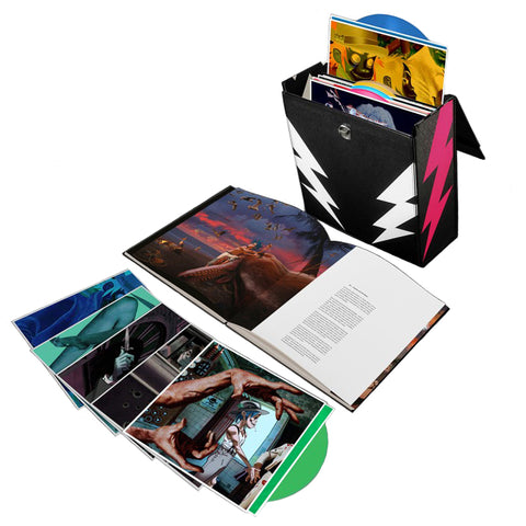 Gorillaz - HUMANZ: Super Deluxe Vinyl Box Set [14LP]