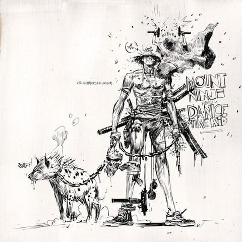 Die Antwoord - Mount Ninji And Da Nice Time Kid [2LP]