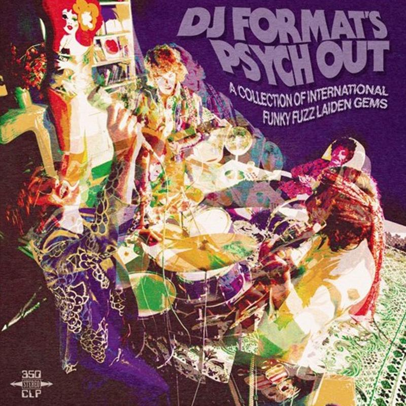 DJ Format - Psych Out [LP]