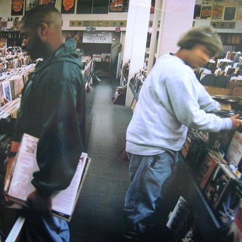 DJ Shadow - Endtroducing [2LP]