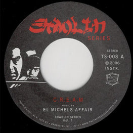 "El Michels Affair - C.R.E.A.M / Glaciers Of Ice [7""]"