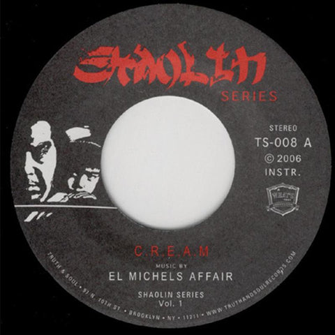 El Michels Affair - C.R.E.A.M / Glaciers Of Ice [7
