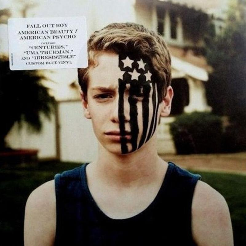 Fall Out Boy - American Beauty/American Psycho [LP]