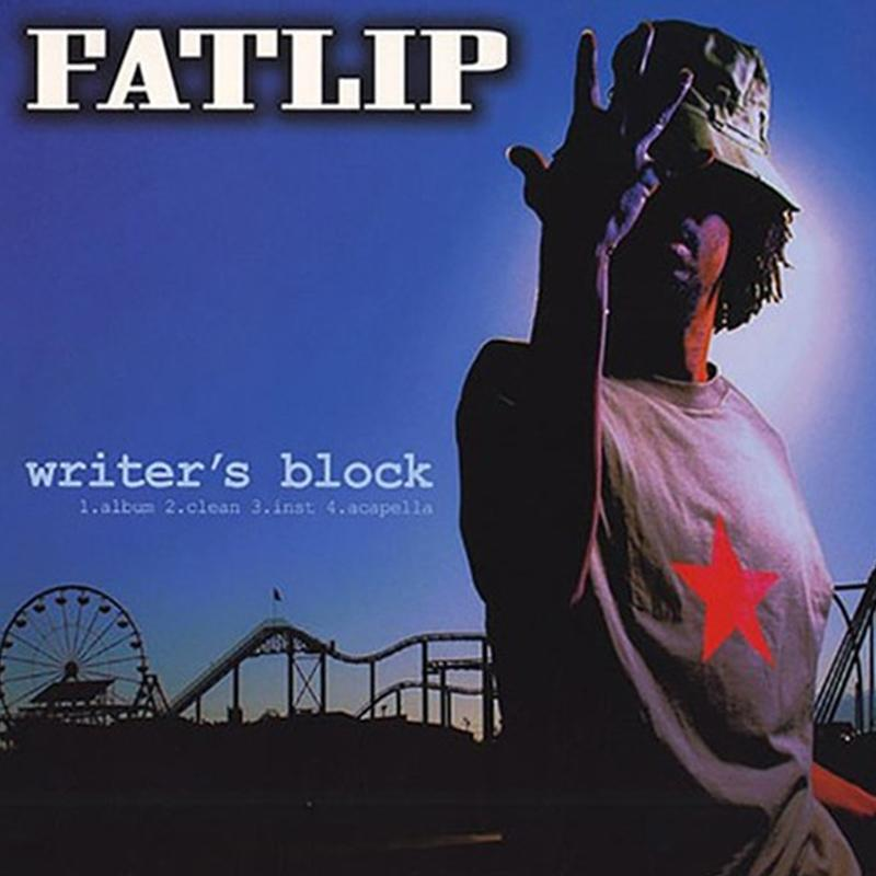 Fatlip - Writer's Block/First Heat [LP]