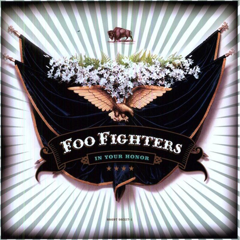Foo Fighters - In Your Honor [2LP]