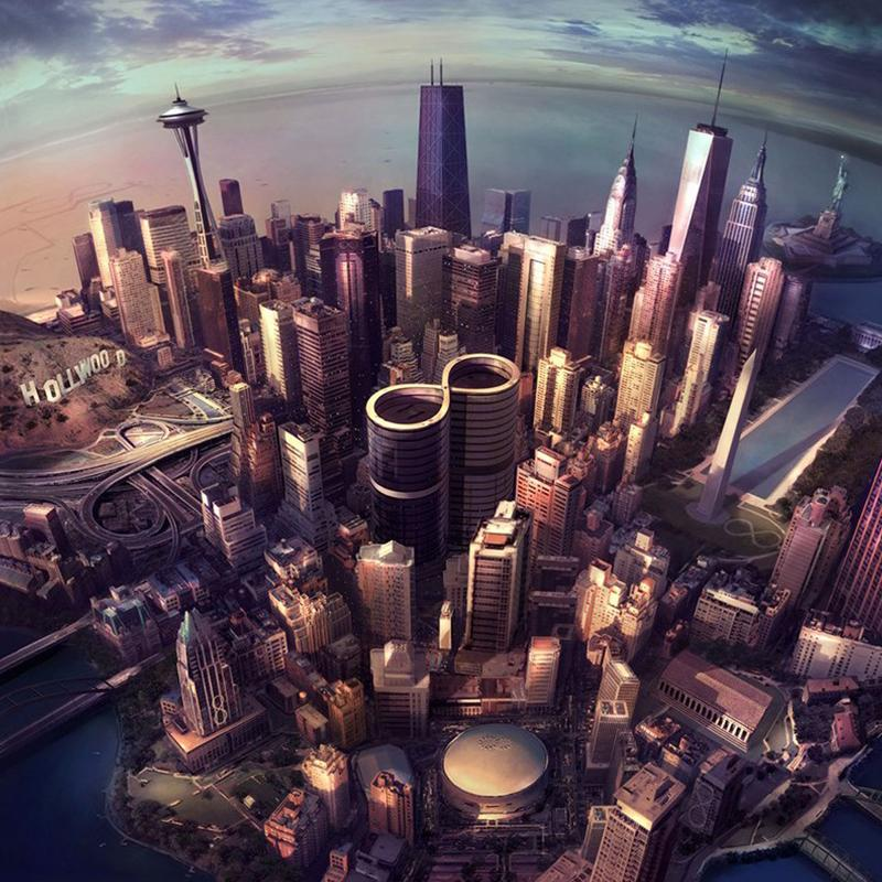 Foo Fighters - Sonic Highways [LP] (180G)