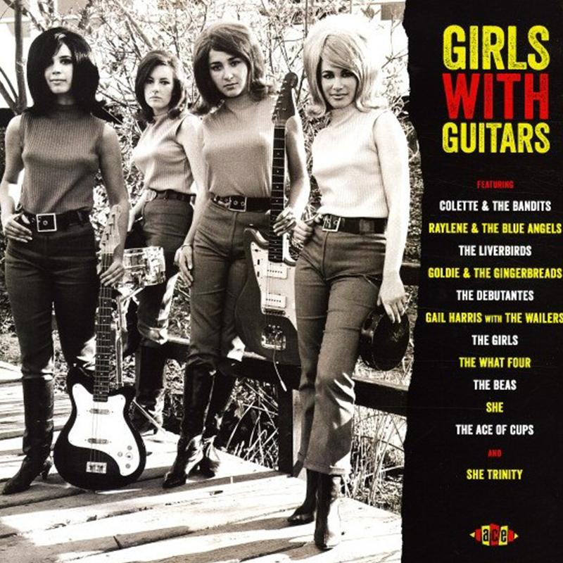 Various Artists - Girls With Guitars [LP] (180G)