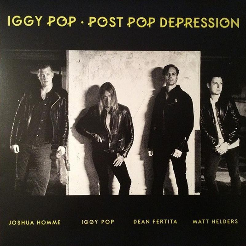 Iggy Pop - Post Pop Depression [LP]