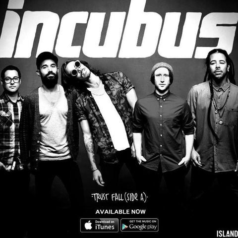 Incubus - Trust Fall: Side A [LP]