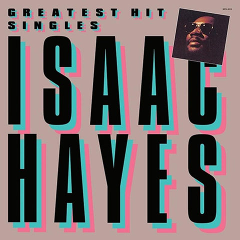 Isaac Hayes - Greatest Hit Singles [LP]