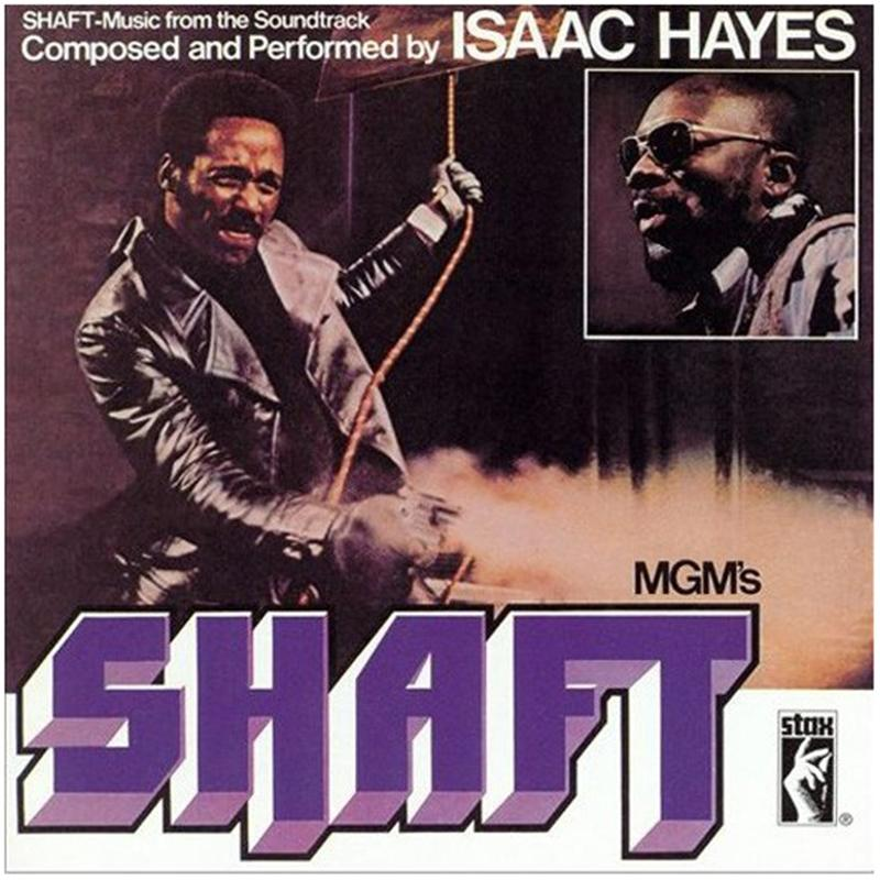 Isaac Hayes - Shaft: Music From The Soundtrack [2LP]