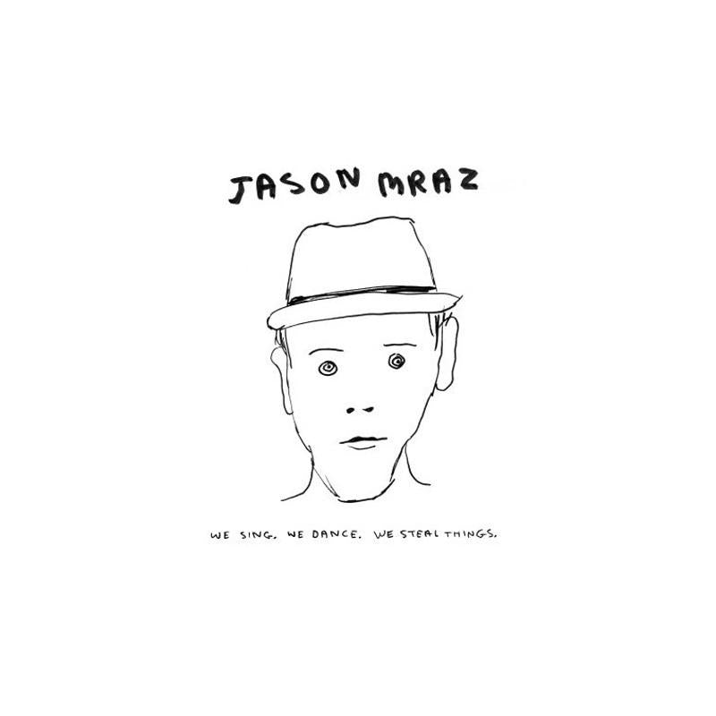 Jason Mraz - We Sing. We Dance. We Steal Things. [2LP]