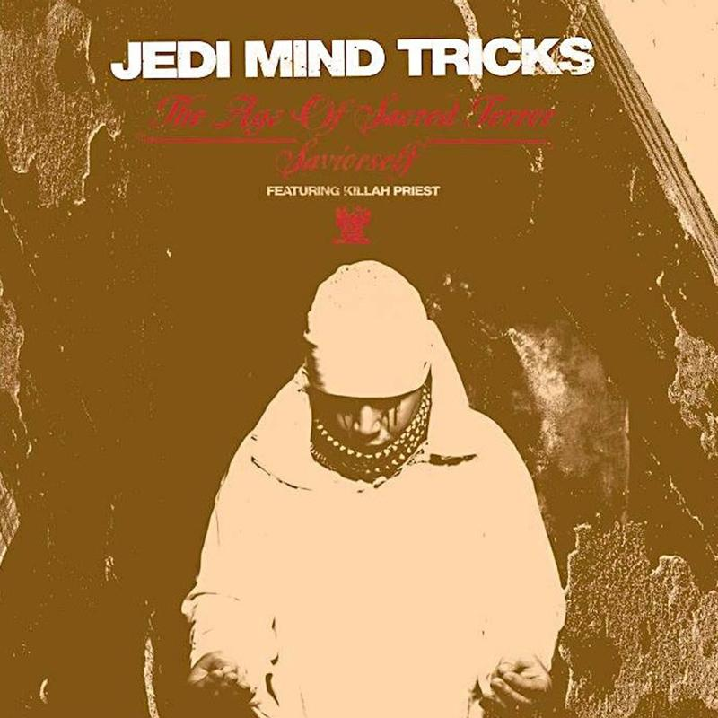 "Jedi Mind Tricks - The Age Of Sacred Terror/Saviorself [12""]"