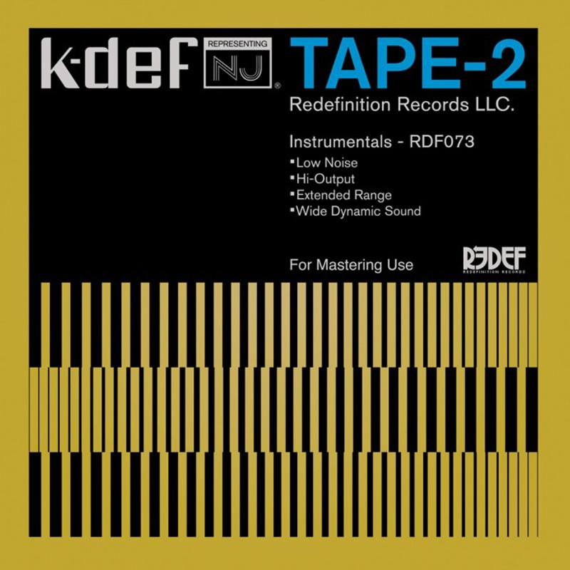 K-Def - Tape Two [LP]