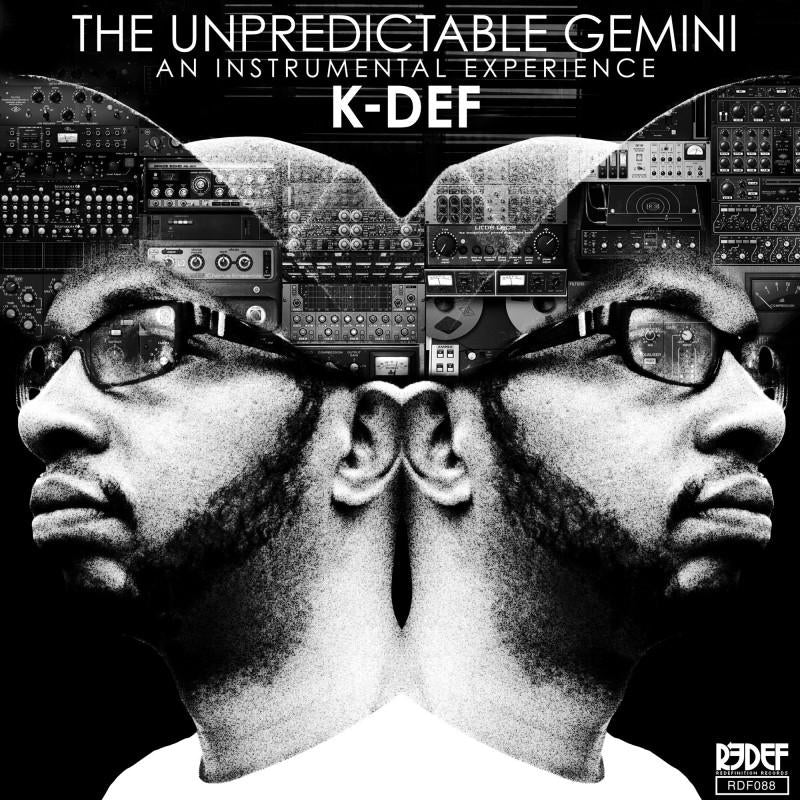 K-Def - The Unpredictable Gemini [LP]