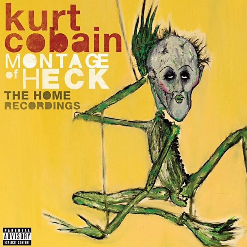 Kurt Cobain - Montage Of Heck: The Home Recordings [2LP]