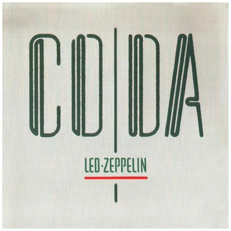 Led Zeppelin - Coda [LP] (180G)