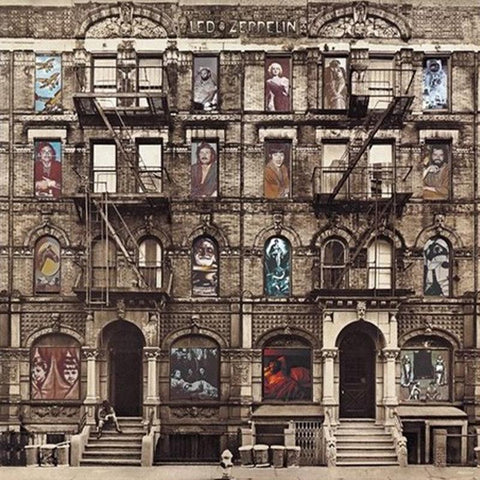 Led Zeppelin - Physical Graffiti [3LP] (180G)