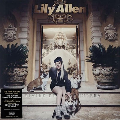 Lily Allen - Sheezus [LP] (180G)