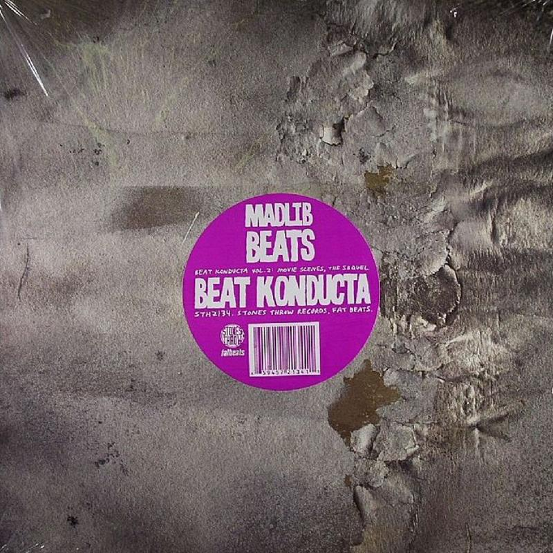 Madlib Beat Konducta Vol. 2 - Movie Scenes, The Sequel [LP]