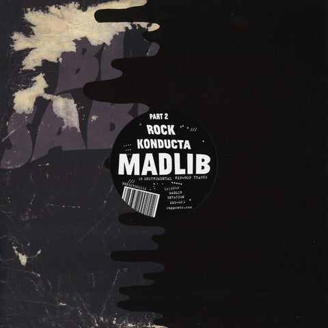 Madlib - Rock Konducta Part Two [LP]