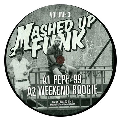 Malente - Mashed Up Funk Vol. 3 [LP]