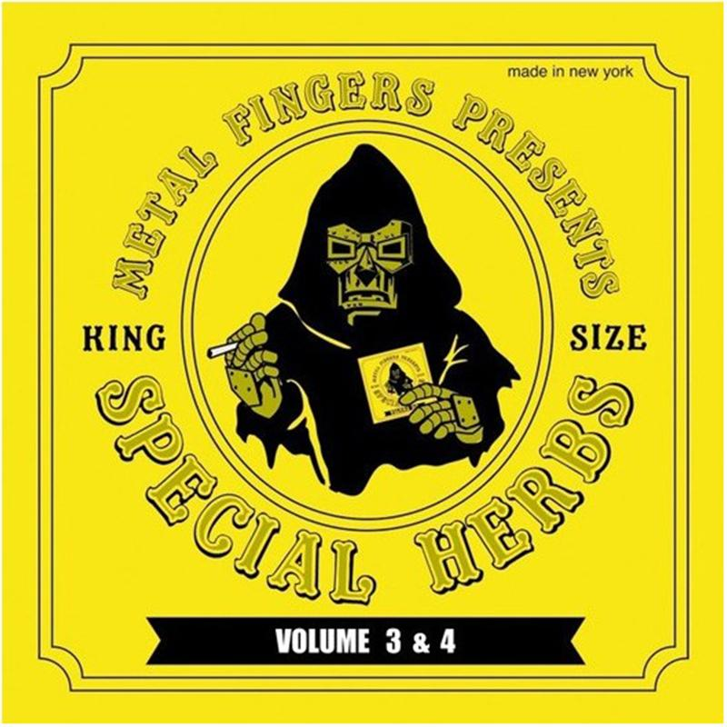 MF Doom - Special Herbs Volumes 3 & 4 [2LP]
