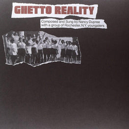 Nancy Dupree - Ghetto Reality [LP]