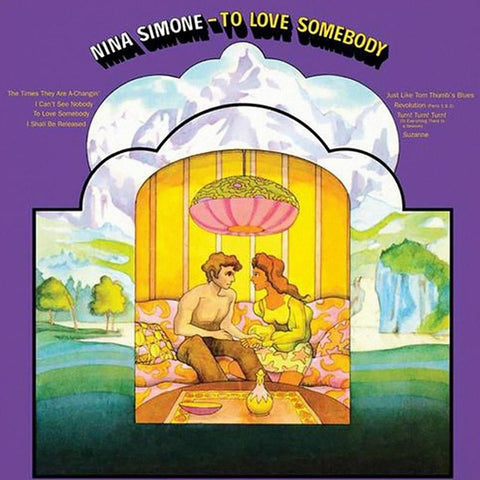 Nina Simone - To Love Somebody [LP]