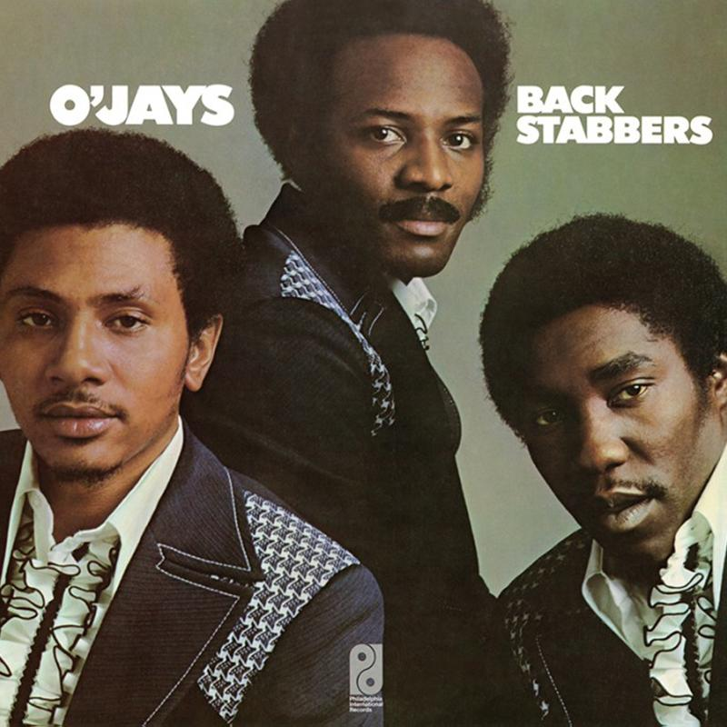 The O'Jays - Back Stabbers [LP] (180G)