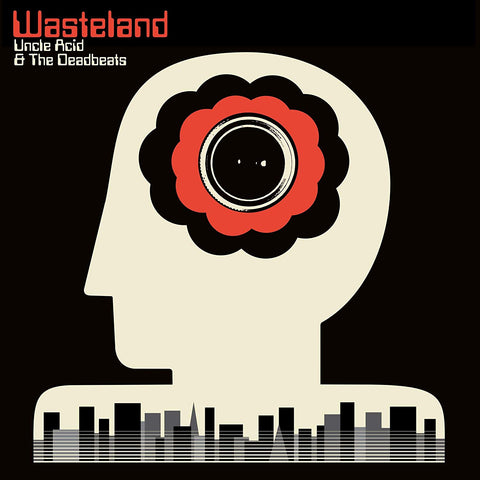 Uncle Acid and the Deadbeats - Wasteland (ColoredVinyl LP)