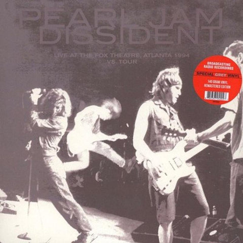 Pearl Jam - Dissident: Live At The Fox Theather, Atlanta 1994 [LP]