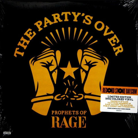 Prophets Of Rage - The Party's Over [12