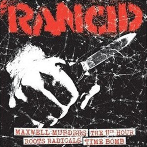 "Rancid - ...And Out Come The Wolves: 20th Anniversary Edition [5x7""]"