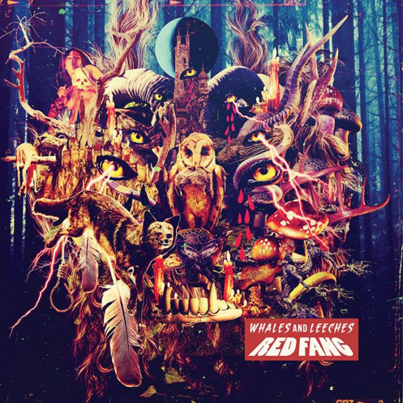 Red Fang - Whales And Leeches [LP]