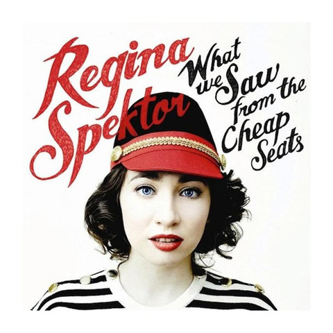 Regina Spektor - What We Saw From The Cheap Seats [LP]