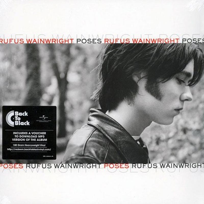 Rufus Wainwright - Poses [2LP]