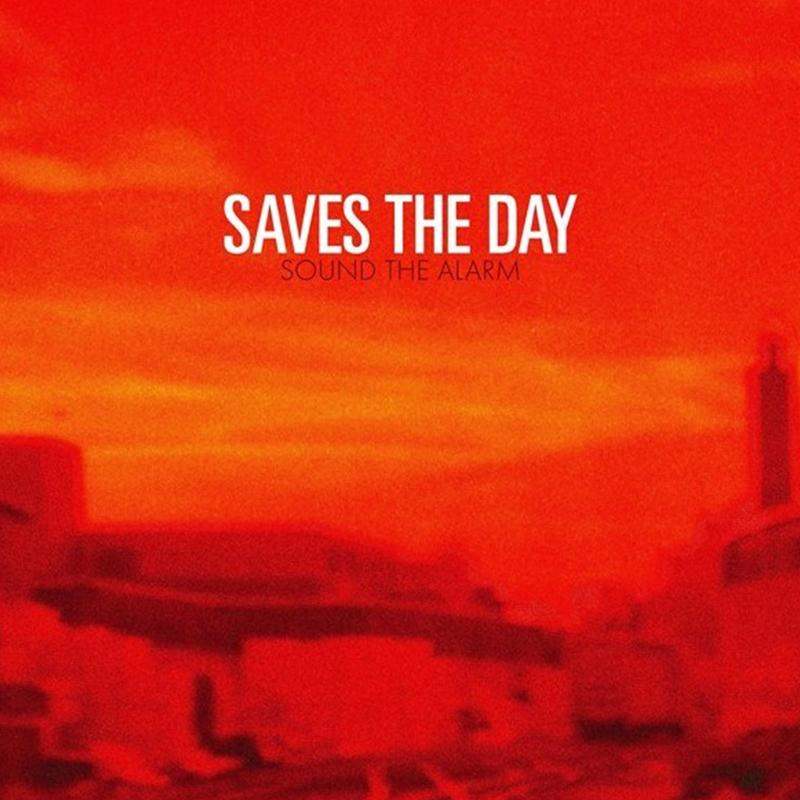 Saves The Day - Sound The Alarm [LP]