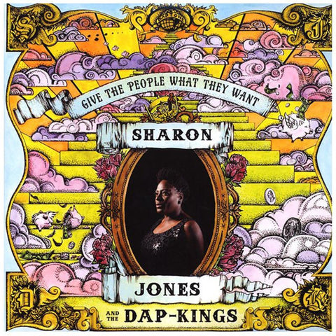 Sharon Jones and the Dap-Kings - Give The People What They Want [LP]