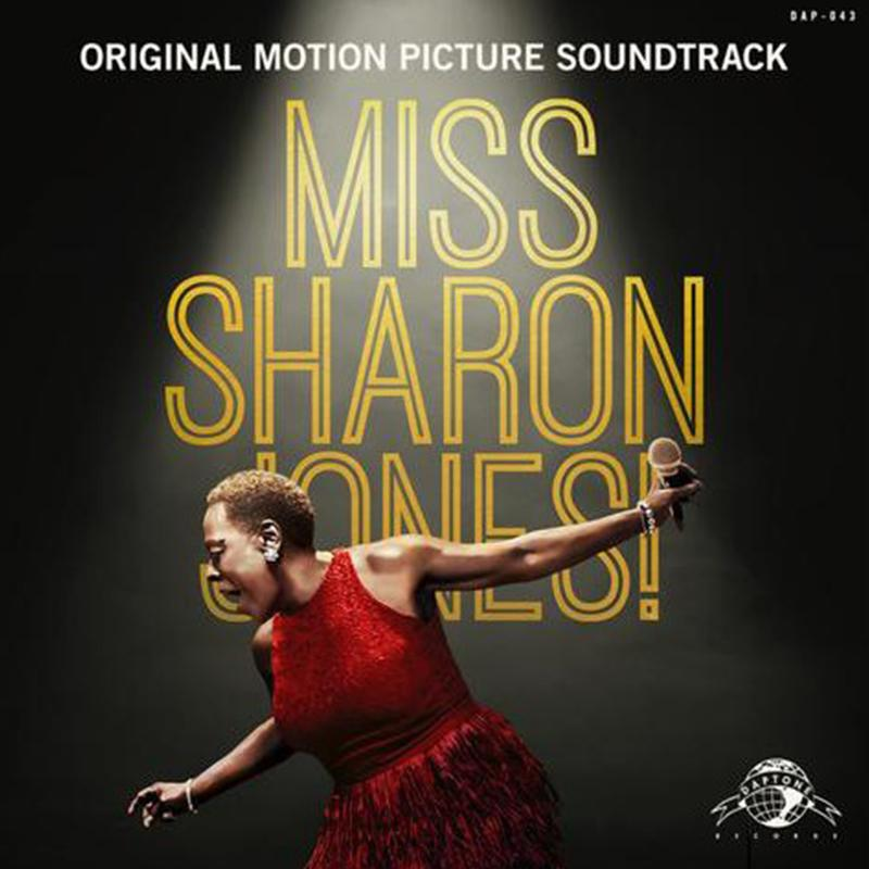 Sharon Jones and the Dap-Kings - Miss Sharon Jones OST [2LP]