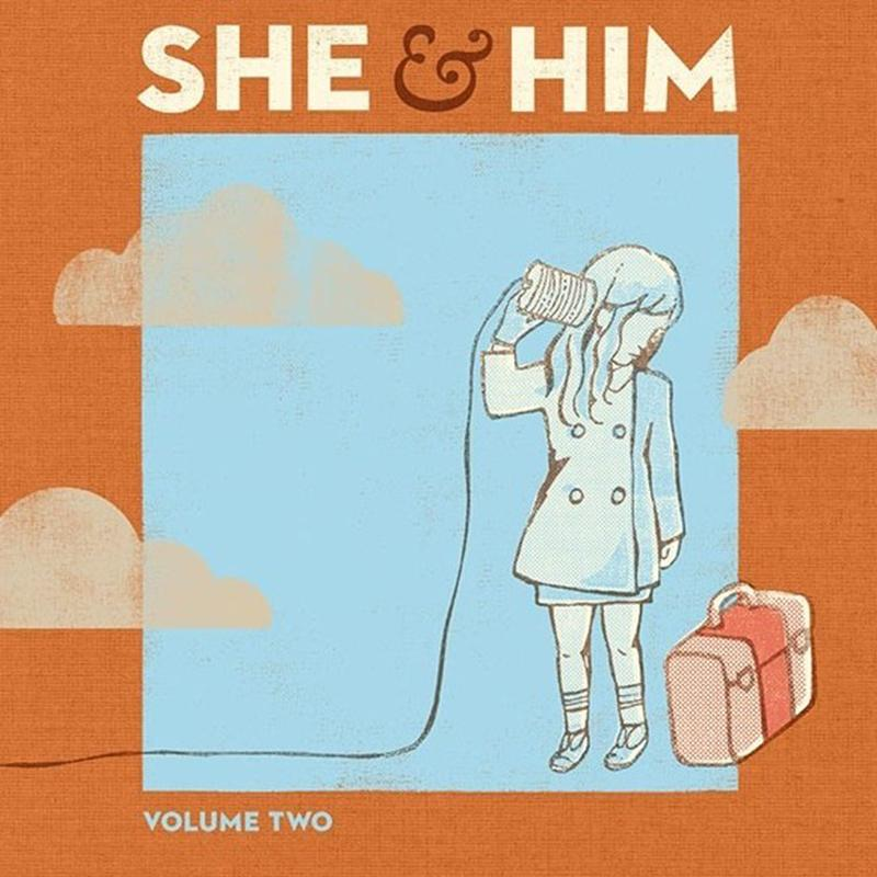 She & Him - Volume Two [LP]