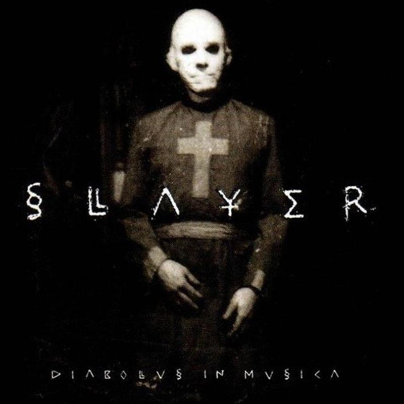 Slayer - Diabolus In Musica [LP]