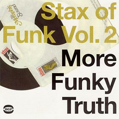 Various Artists - Stax Of Funk Vol. 2: More Funky Truth [2LP]
