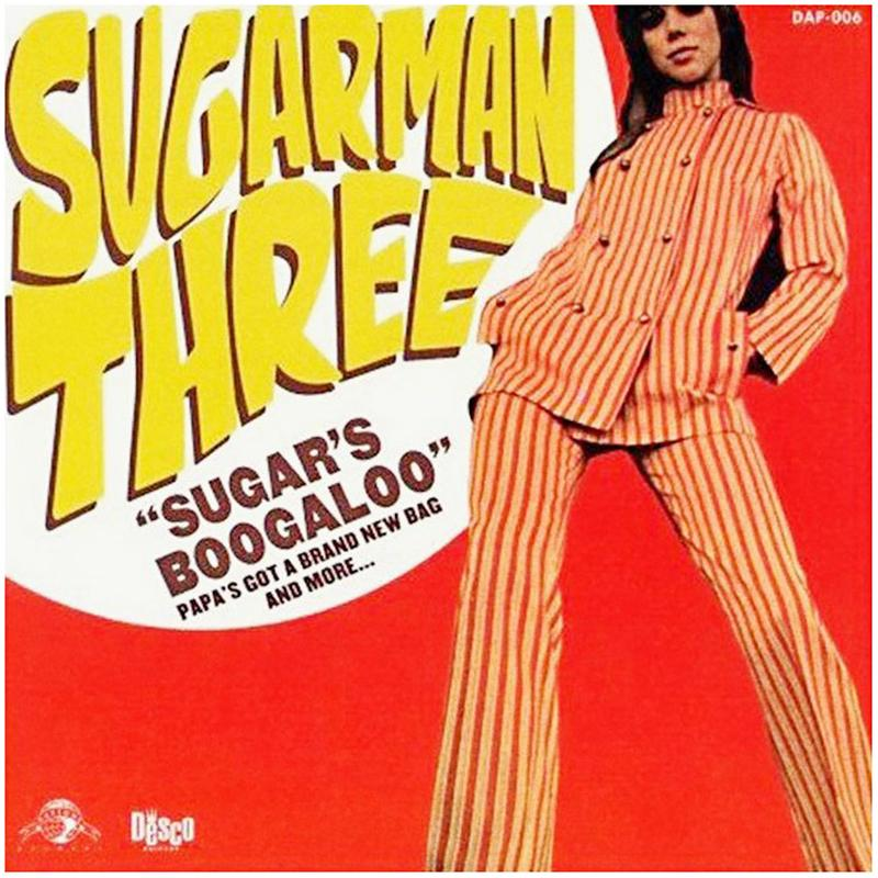 Sugarman 3 - Sugar's Boogaloo [LP]