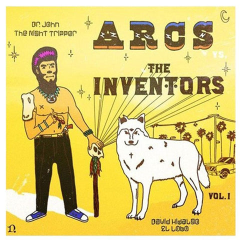The Arcs - The Arcs vs. The Inventors, Vol. 1 [10'']