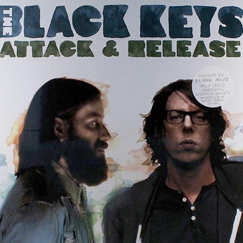 The Black Keys - Attack & Release [LP]