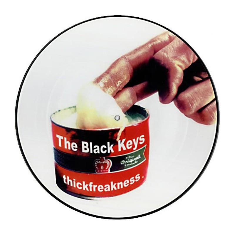 The Black Keys - Thickfreakness [Picture Disc]
